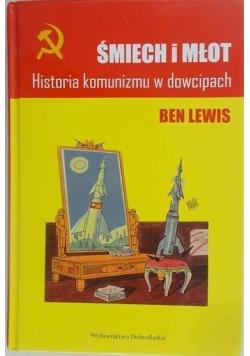 Śmiech i młot. Historia komunizmu w dowcipach