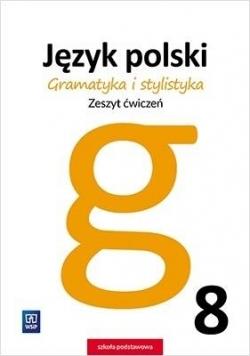 J.Polski SP 8 Gramatyka i stylistyka ćw. WSiP