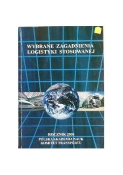 Wybrane zagadnienia logistyki stosowanej