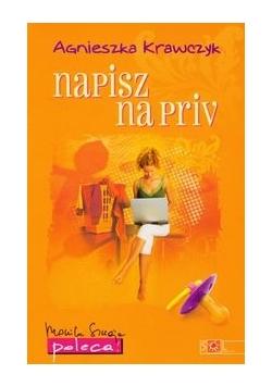 Krawczyk Agnieszka - Napisz na priv