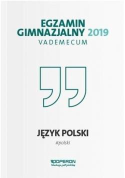 Vademecum 2019 GIM Język polski OPERON