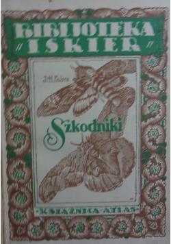 Szkodniki, 1925r.