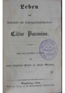 Leben des Cardinals Kirchengeschichtschreibers, 1845 r.