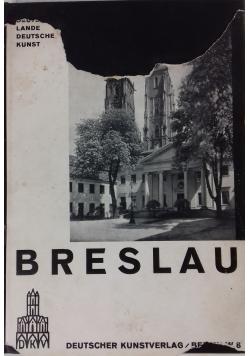 Breslau aufgenommen, 1929