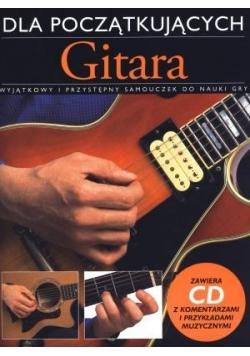 Gitara dla początkujących + CD PWM