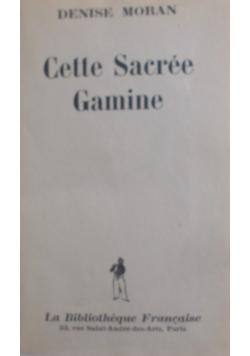 Cette Sacree Gamine, 1945 r.