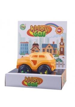Pojazd dla malucha pomarańczowy 2