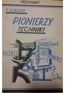 Pionierzy techniki , 1918 r.