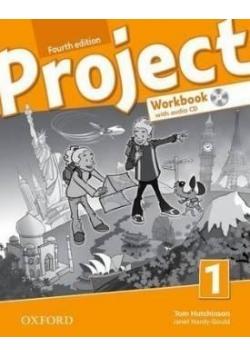 Project 4E 1 WB+CD OXFORD