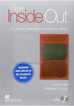 Inside Out New Advanced SB + CD-ROM + eBook