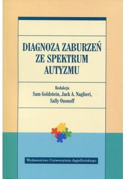 Diagnoza zaburzeń ze spektrum autyzmu