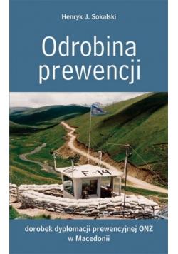 Odrobina prewencji. Dorobek dyplomacji prewencyjnej ONZ w Macedonii