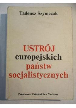 Ustrój europejskich państw socjalistycznych