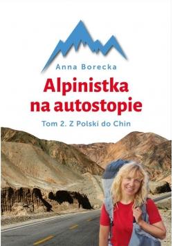 Alpinistka na autostopie