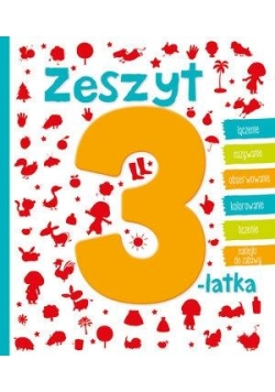 Zeszyt 3-latka w.2016