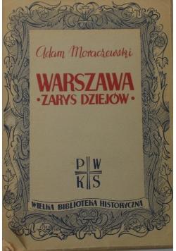 Warszawa. Zarys dziejów, 1939 r