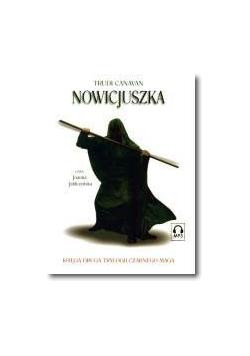 Trylogia czarnego maga T2 Nowicjuszka CD
