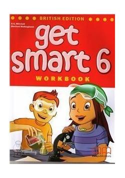 Get smart 6 WB wersja brytyjska MM PUBLICATIONS
