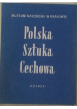 Polska sztuka Cechowa/Galeria Malarstwa Obcego