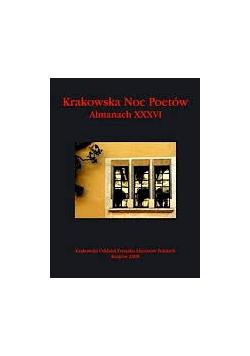 Krakowska noc poetów Almanach XXXVI