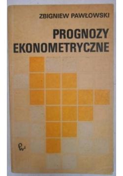 Prognozy ekonometryczne