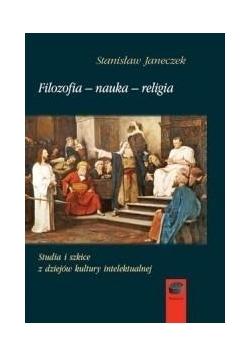 Filozofia, nauka, religia