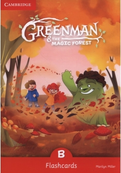 Greenman and the Magic Forest B Flashcards