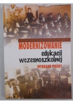 Magda-Adamowicz Marzenna - Modernizowanie edukacji wczesnoszkolnej