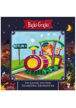 Bajki - Grajki. Szczęśliwa lokomotywa CD