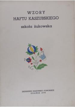 Teczka Wzorów Haftu Kaszubskiego - Szkoła Żukowska