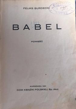 Babel, 1931 r.