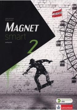 Magnet Smart 2 Podręcznik + CD