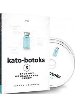 Kato-botoks książka + CD