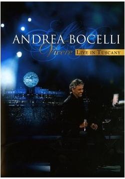 Vivere live in tuscany CD