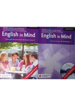 English in Mind 3 podręcznik + ćwiczenia - zestaw