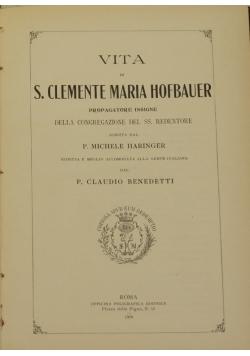Vita, reprint