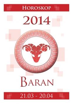 Baran Horoskop 2014