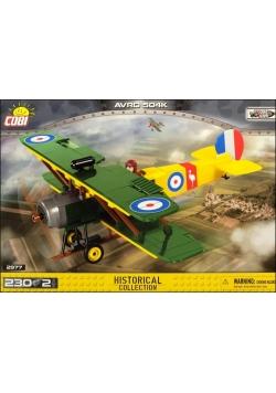 Small Army Avro 504K