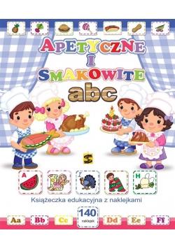 Apetyczne i smakowite ABC. Książeczka edukacyjna