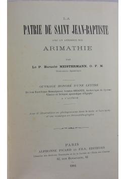La patrie, 1904 r.