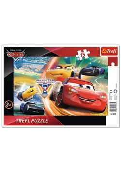 Puzzle ramkowe 15 Walka o zwycięstwo TREFL