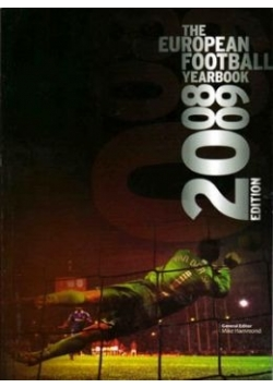 The european football yearbook 2008, 2009
