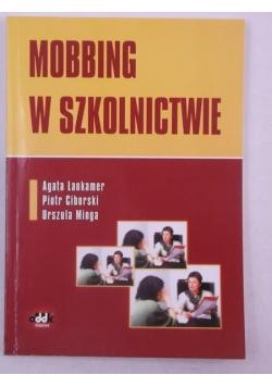 Lankamer Agata - Mobbing w szkolnictwie
