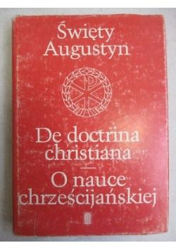 De Doctrina Christiana. O nauce chrześcijańskiej