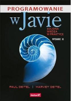 Programowanie w Javie. Solidna wiedza... w.11