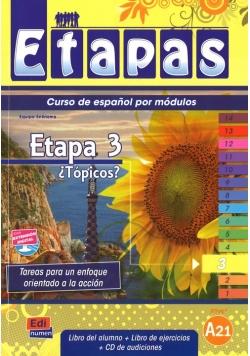 Etapas 3 Podręcznik + ćwiczenia + CD