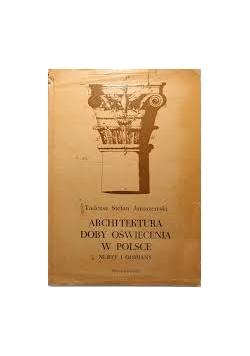 Architektura doby Oświecenia w Polsce
