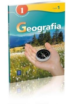 Geografia 1/1 podr z ćw. dla GIM specjalnego WSIP