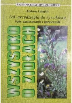 Wszystko o ziołach