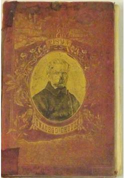 Pisma Ignacego Chodźki. Tom I: Obrazy litewskie. Serya I-III, 1880 r.